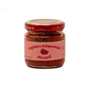 confettura di peperoncini