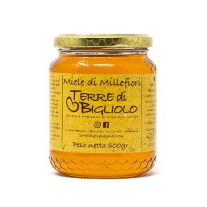 miele di millefiori della lunigiana