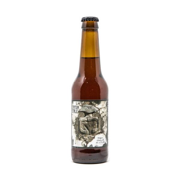birra del moro statua stale