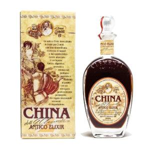 elixir di china
