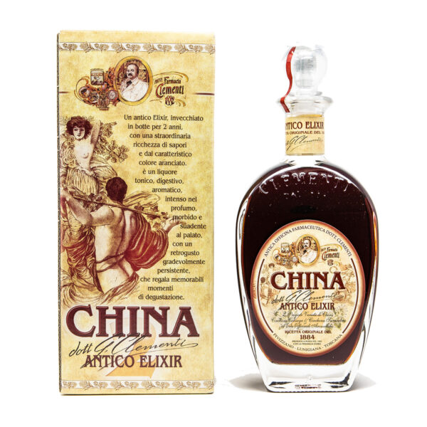 elixir di china