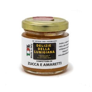 Confettura Zucca e Amaretti