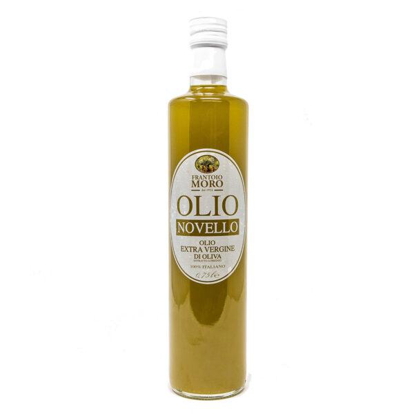 Olio Novello Extravergine di Oliva