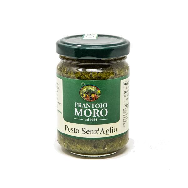 Pesto del Moro senza Aglio