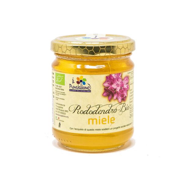 Miele di Rododendro Biologico