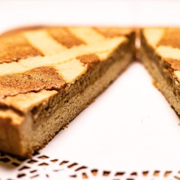 sapori torta di mandorle 1 lunigiana bio