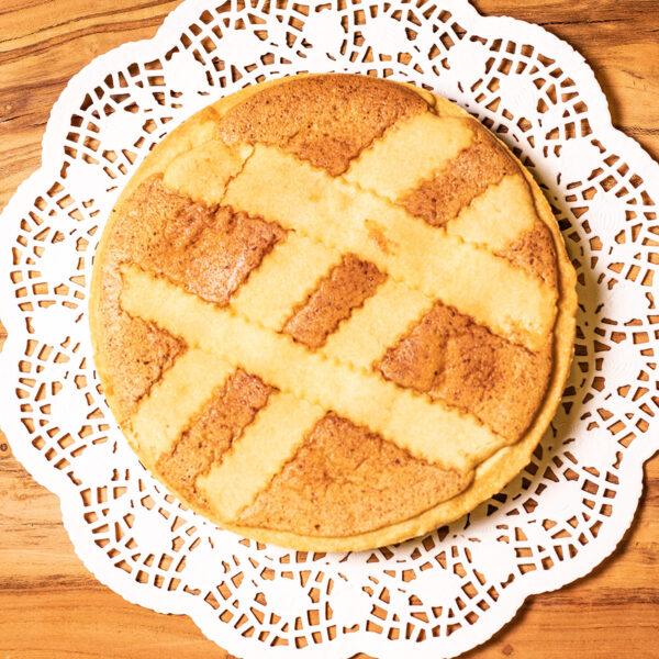 sapori torta di mandorle 3 lunigiana bio