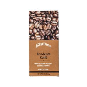Stainer Cioccolato Fondente al Caffè