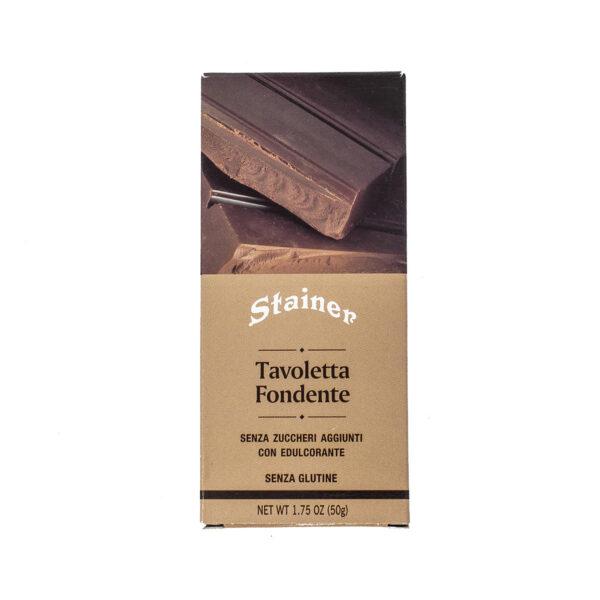 Stainer Cioccolato Tavoletta Fondente