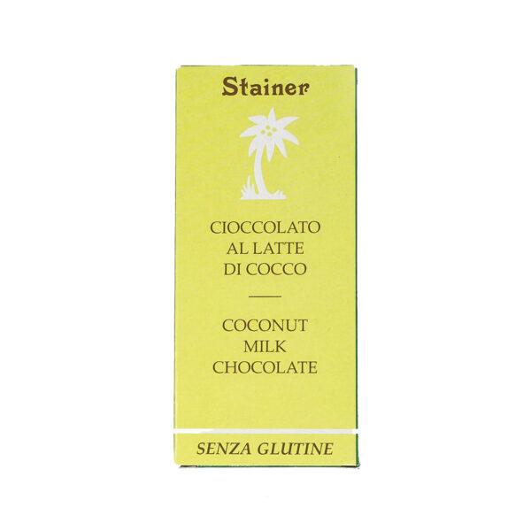 Stainer Cioccolato al Latte di Cocco
