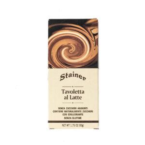 Stainer Cioccolato Tavoletta al Latte