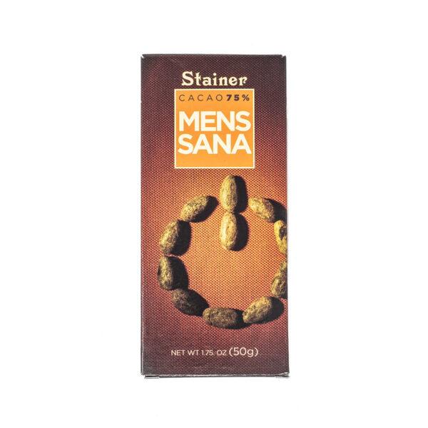 Stainer Cioccolato Mens Sana
