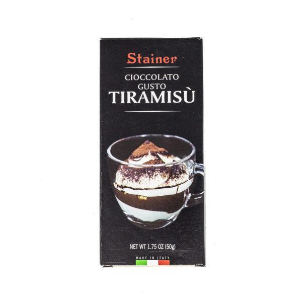 Stainer Cioccolato al Latte Tiramisù
